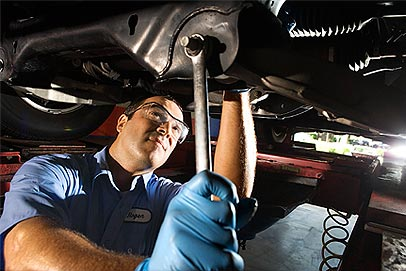 Best Jobs For Mechanics  Auto Mechanic Job Description